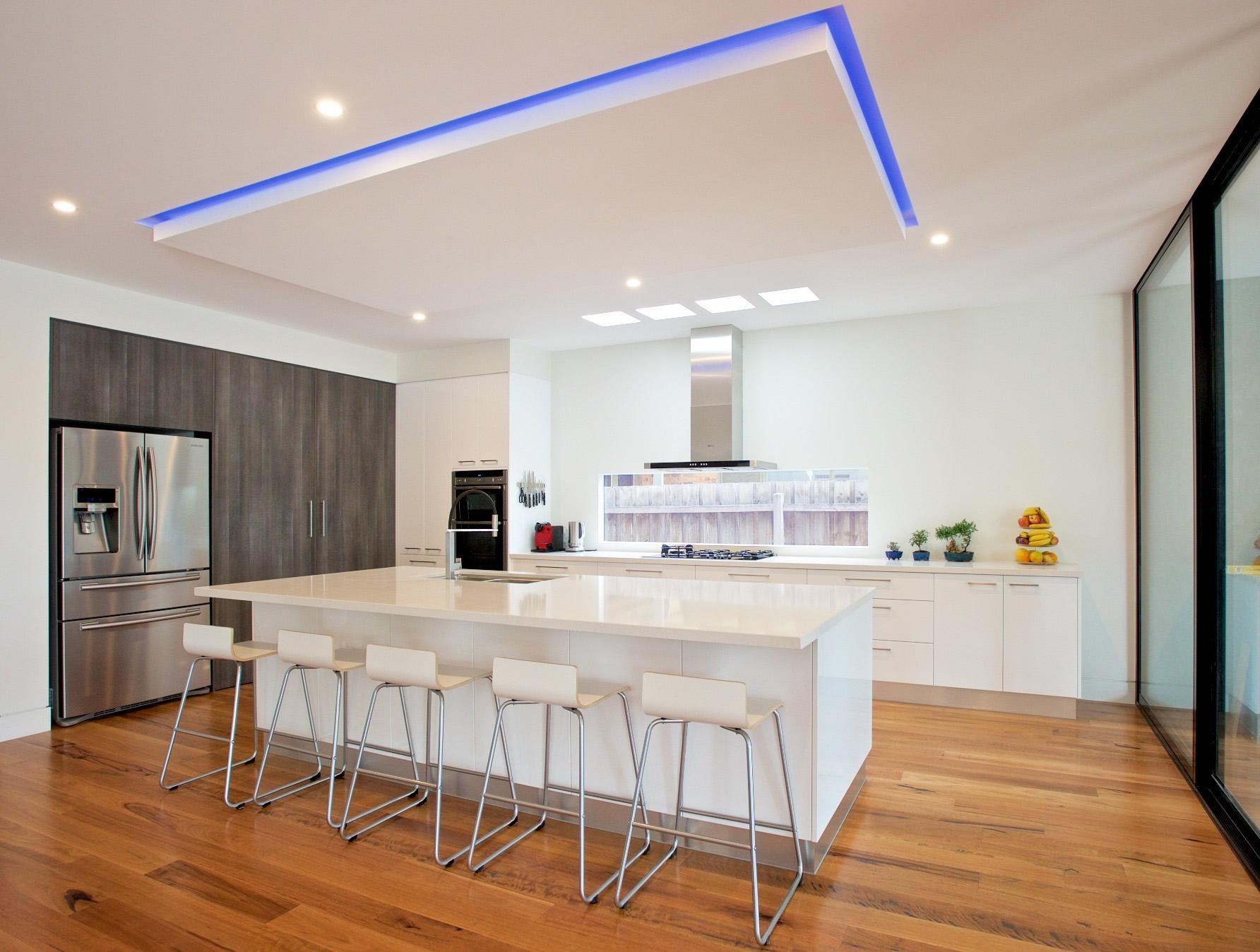Ac v kitchens custom kitchen design melbourne for Kitchen design melbourne